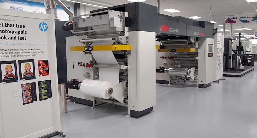 Производство гибкой ламинированной упаковки