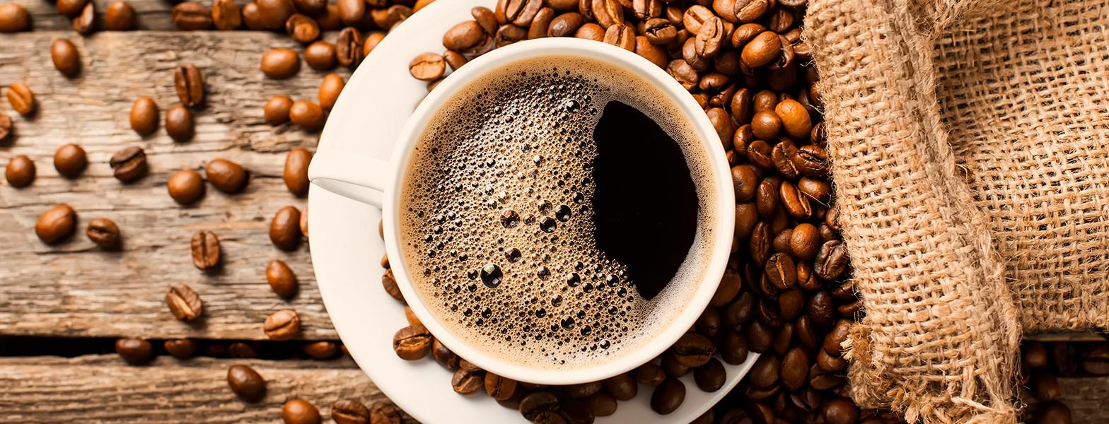 Мягкая упаковка для кофе