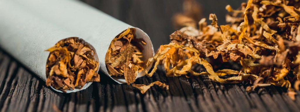 Упаковка Дой-пак для табака