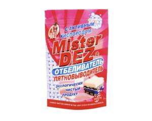 Отбеливатель Пятновыводитель Mister DEZ