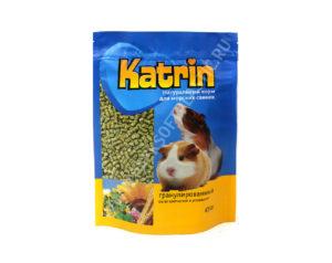 KATRIN Натуральный корм для морских свинок