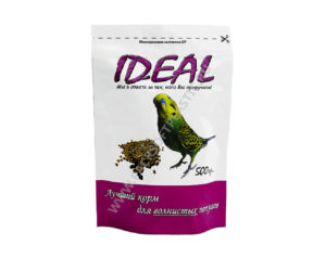 IDEAL Лучший корм для волнистых попугаев